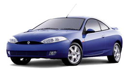 Ford Cougar (1998 — 2002)