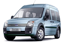 Ford Tourneo Connect 1 (2002 — 2013)
