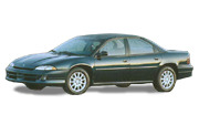 Chrysler Concorde 1 (1992–1997)
