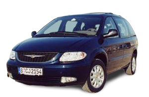 Chrysler Grand Voyager 4 (2001 - 2007)
